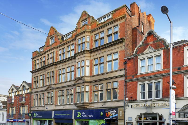 Nottingham Student accommodation KP House
