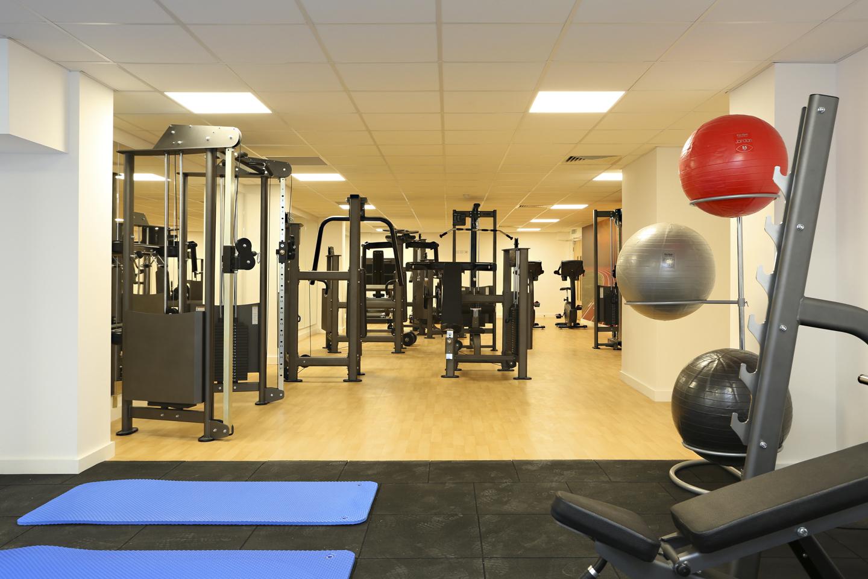 Keele house gym