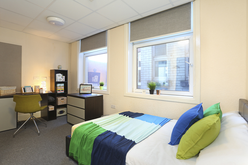 Nottingham Bedroom area in KP House