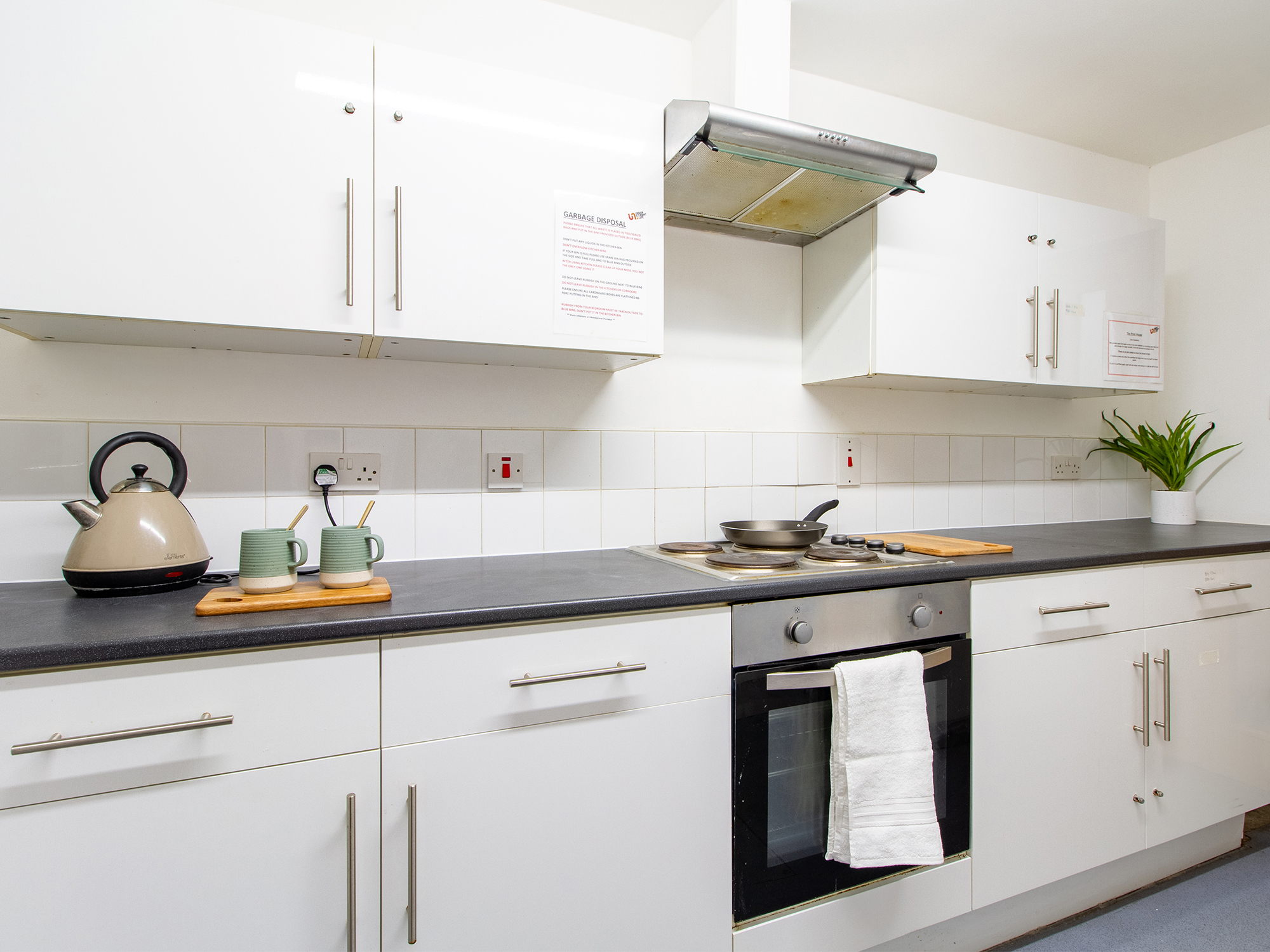 The Print House shared kitchen student accommodation