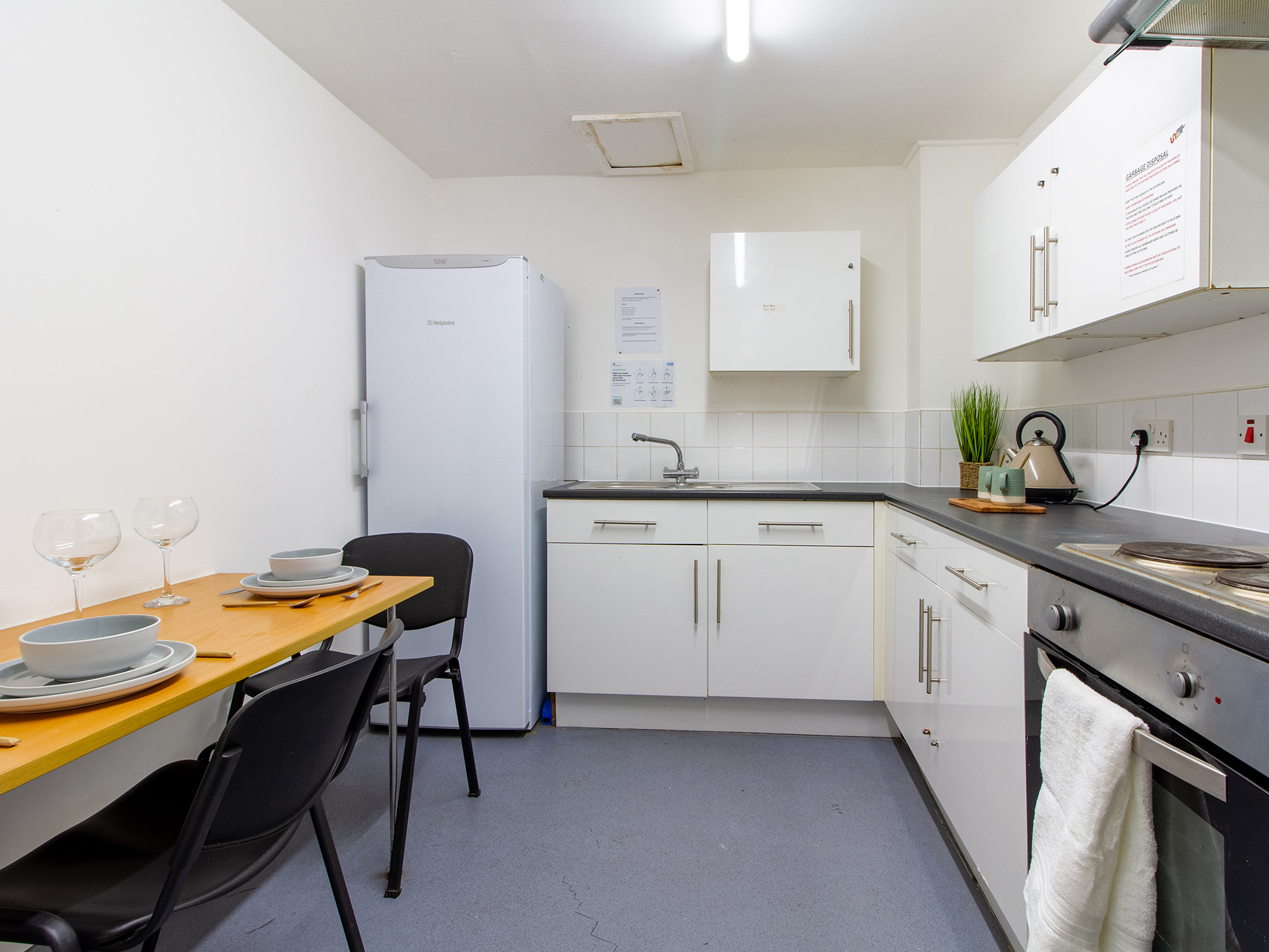 The Print House shared kitchen 2 student accommodation