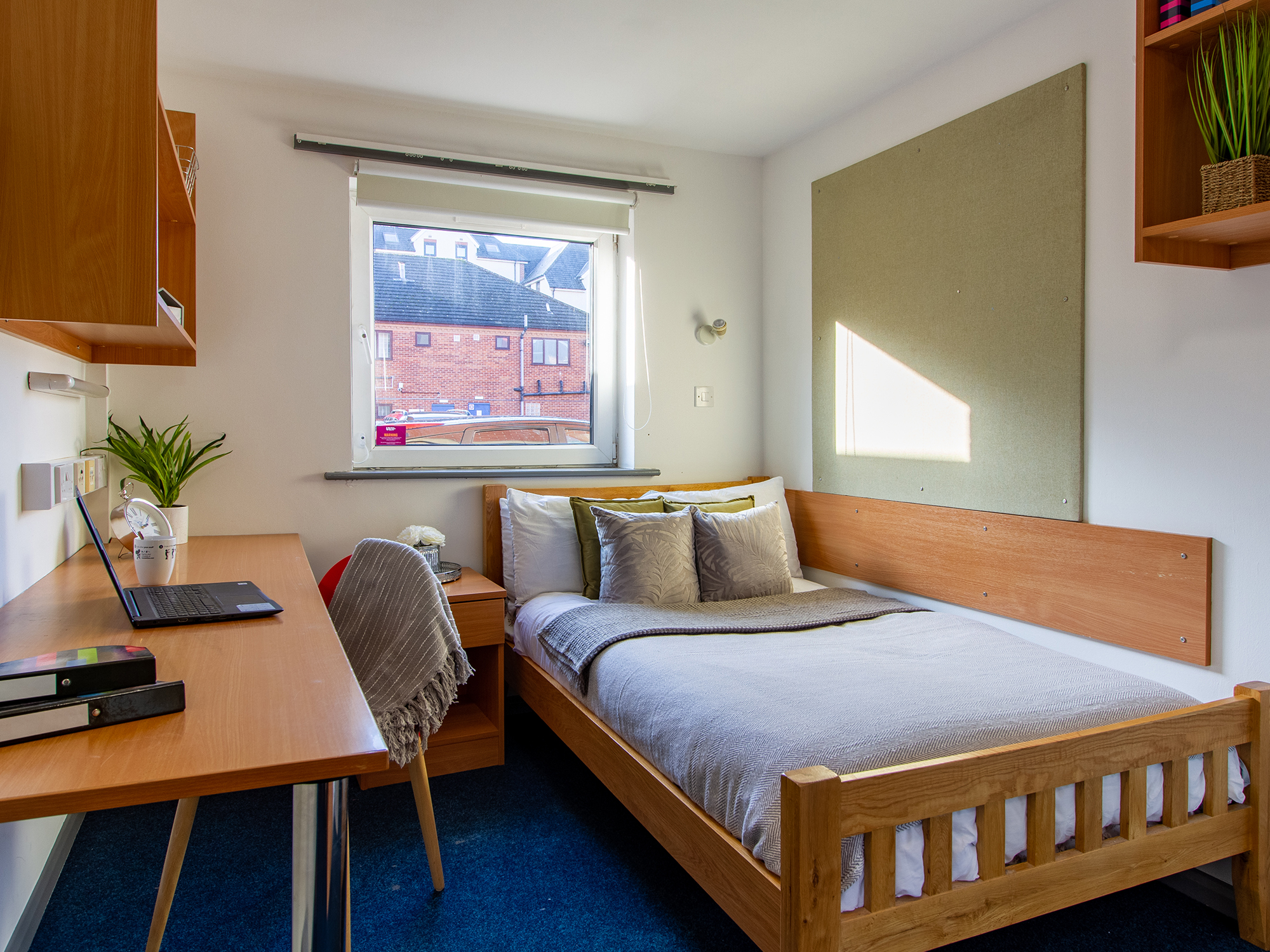 The Print House loughborough classic ensuite student accommodation