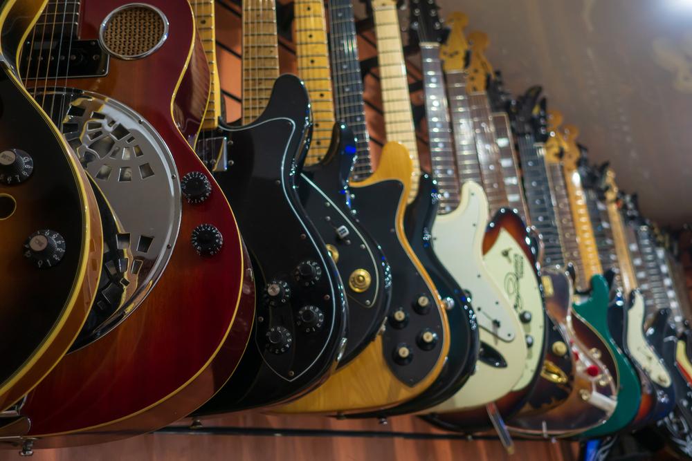 Gatling Guitars