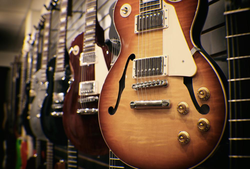 Guitar Shack Music Shops In Sheffield