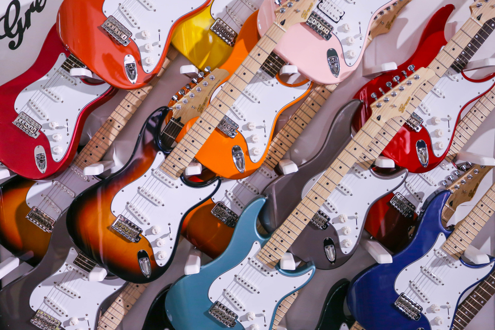 Wizard Guitars Music Shops In Sheffield