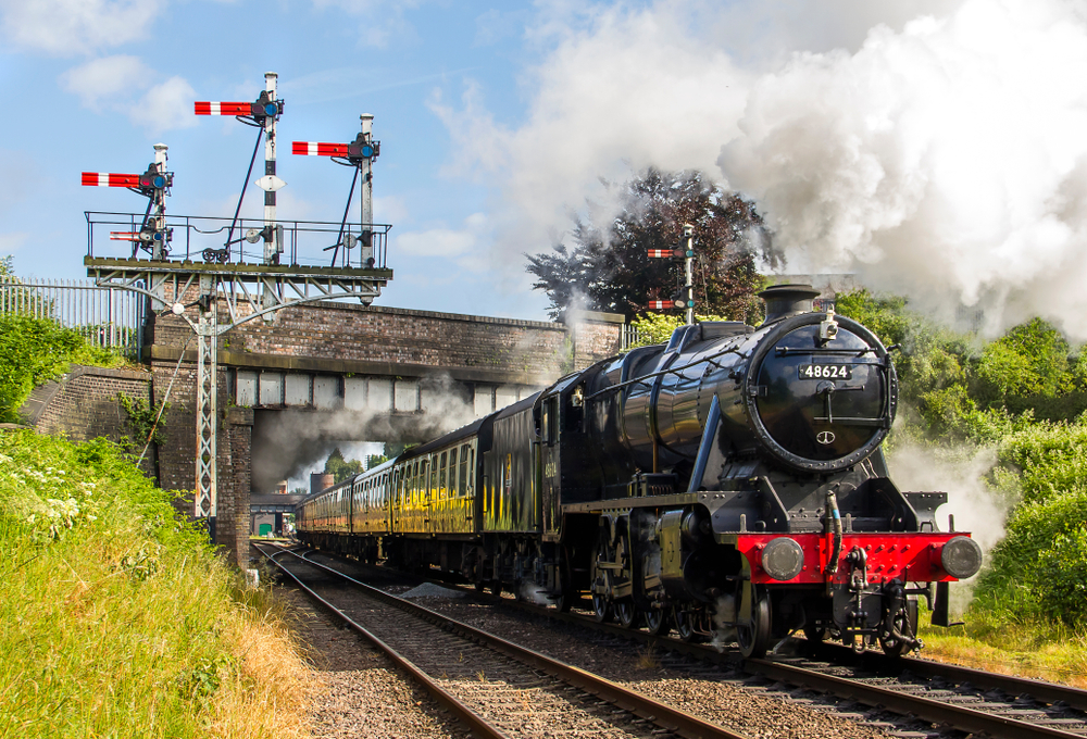 Great Central Railway go outdoors Loughborough