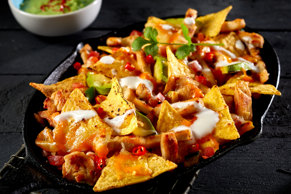 Nachos Fakeaway Recipes