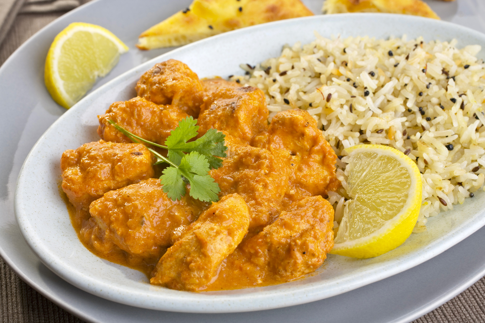 Fish Tikka Curry Fakeaway Recipes