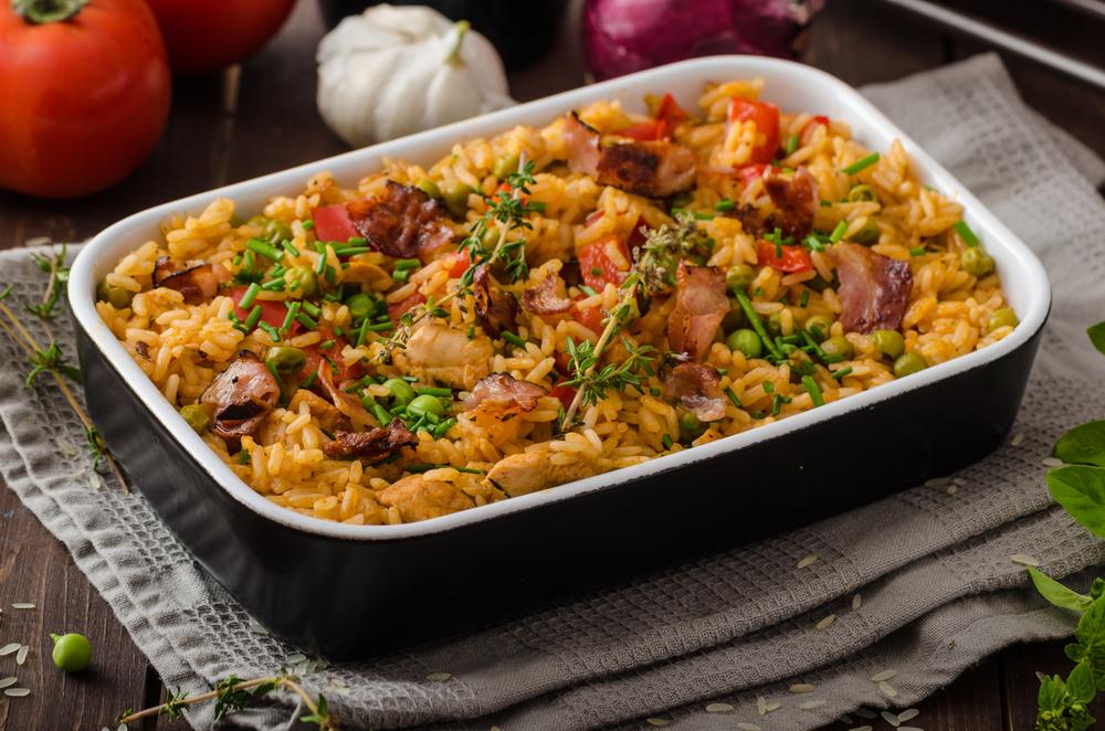 roast chicken traybake recipe