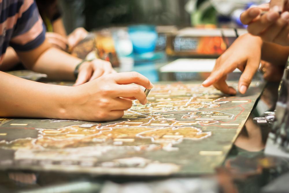 Sugar And Dice Board Game Café