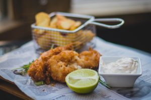 fish and chips in canterbury