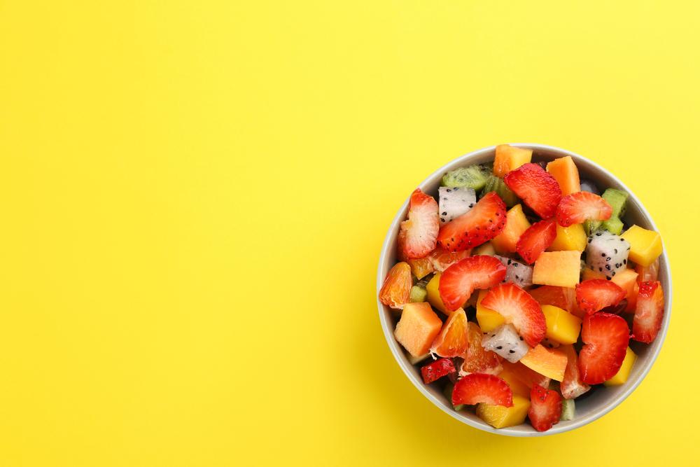 fruit healthy snack ideas