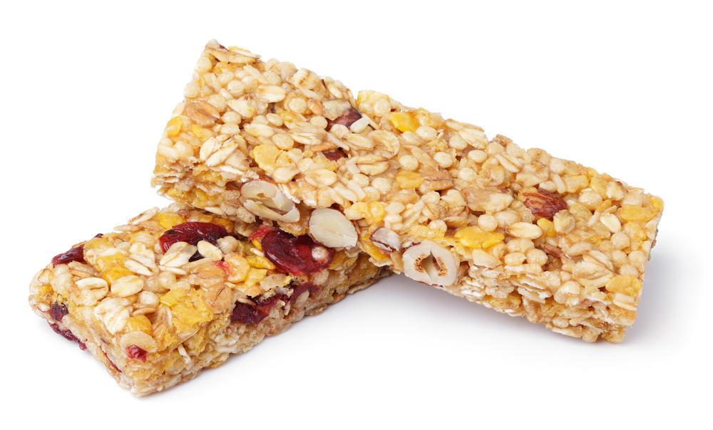cereal bar healthy snack ideas