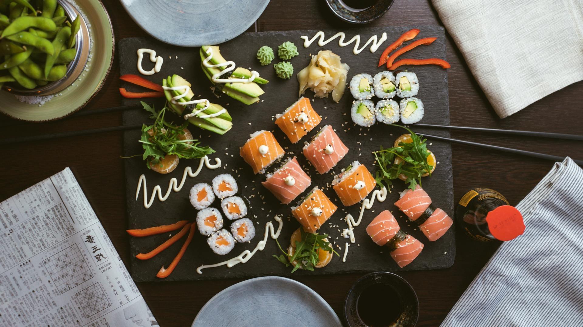 sushi restaurants in bolton