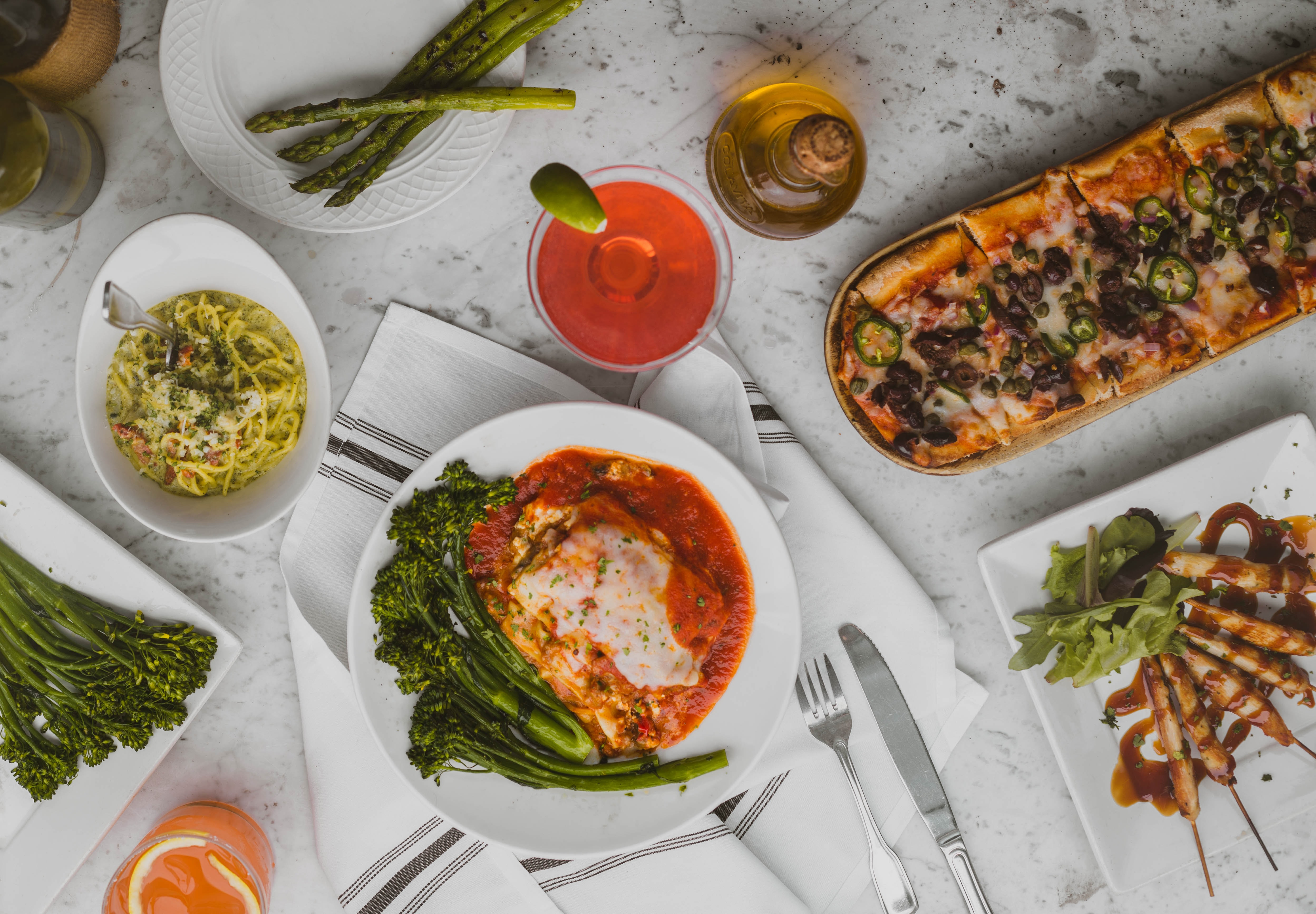delicious italian food in bolton for students