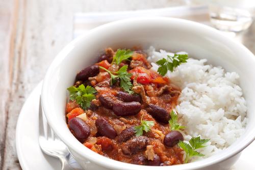 chilli con carne for students