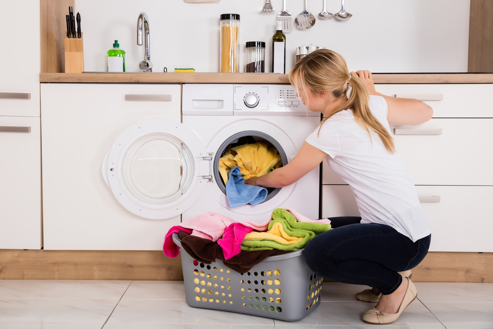 how to use a washing machine tips